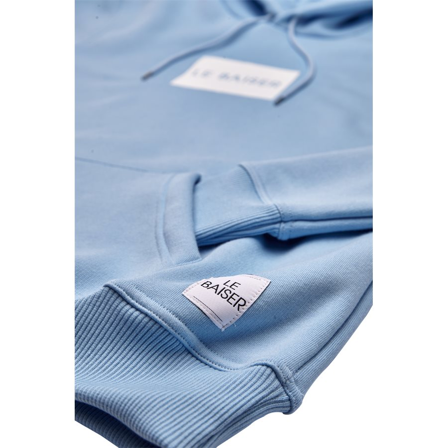 CHATEAUX - Chateaux - Sweatshirts - Regular - ICE BLUE - 4